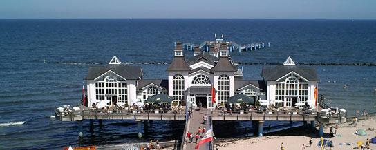 Ostsee ferienhaus 1 urlaub an der ostsee for Sellin urlaub
